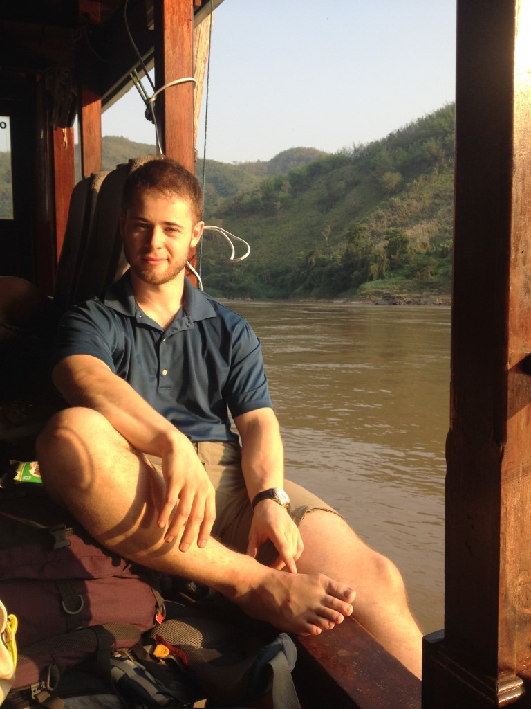 Taking The 'Slow Boat' Into Laos
