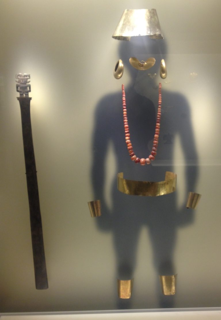 Muisca Gold Museum Bogota Colombia 2